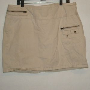 Venezia Women Shorts Skirt EUC